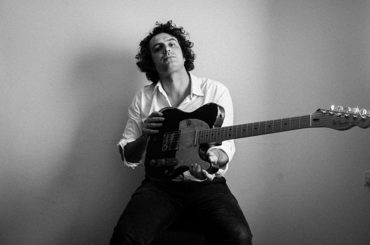 Wolverhampton singer-songwriter Dan Whitehouse
