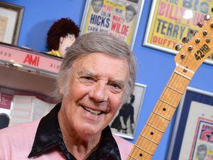 Marty Wilde celebrates 80th birthday