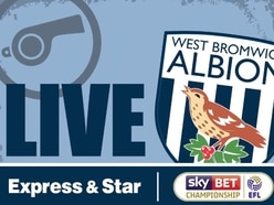 Sheffield Wednesday 0 West Brom 3 - As it happened