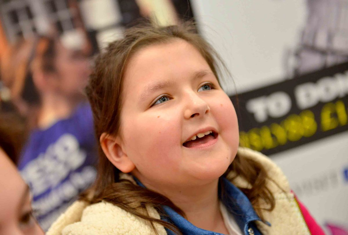 Isabella Lyttle was supported by Acorns Hospice which her family have continued to fundraise for