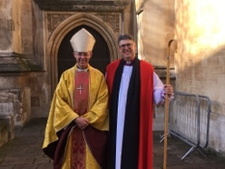 New Bishop of Dudley officially consecrated by the Archbishop of Canterbury