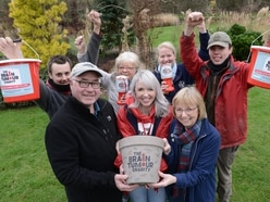 Plant nursery raises more than £40k for charity