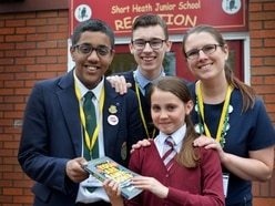 Teens give mental health workshops to 1,000 Walsall pupils