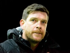 Darrell Clarke unhappy with Walsall's defensive display after Port Vale draw