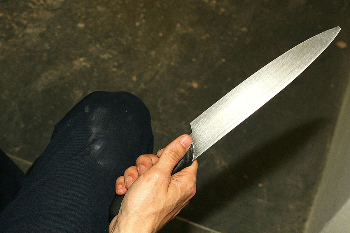 There have been big rises in knife crime