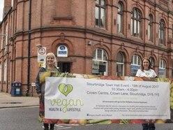 Black Country Vegans gain new members following Stourbridge Vegan Health & Lifestyle fair