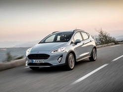 First Drive: The Ford Fiesta Active stands out in a busy compact crossover market
