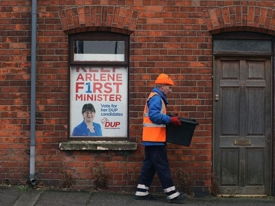 Three DUP MLAs fined over failing to declare donations within set time frame