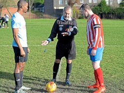 What it's like to be a football referee