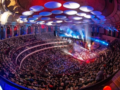 City of Birmingham Symphony Orchestra light up Royal Albert Hall