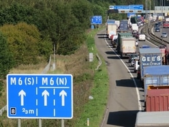 Economic strategy's references to 'cursed' M6 and 'death trap' smart motorways questioned