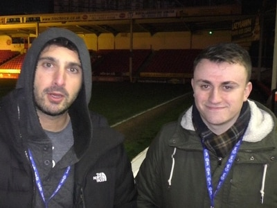 EFL Trophy: Walsall 6 Forest Green 0 - Liam Keen and Nathan Judah analysis - WATCH