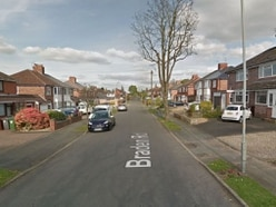 Wolverhampton homes evacuated after grenade found in house loft