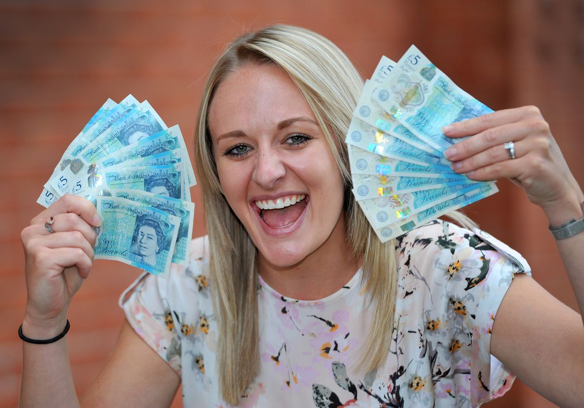Becky Green, from the Beacon Centre, calls on people to help out by getting involved in the charity's Fiver Fortnight campaign