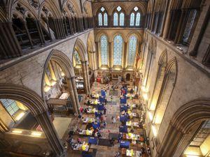 Coronavirus Salisbury Cathedral