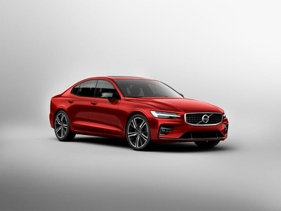 Volvo launches new S60 alongside first US manufacturing plant