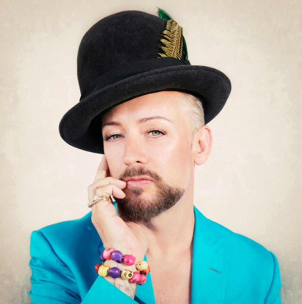 Boy George And Culture Club To Play Birmingham Joined By