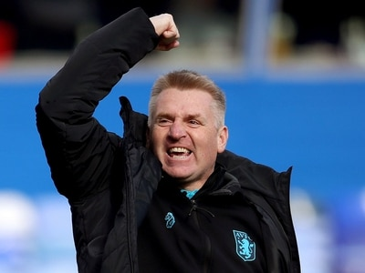 Dean Smith: Aston Villa play-off charge is yet to hit top gear