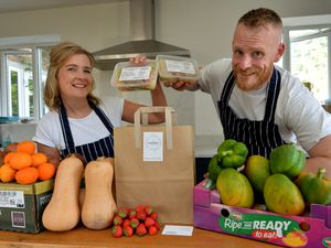 Natalie and Will Dean from Nutritious Kitchen