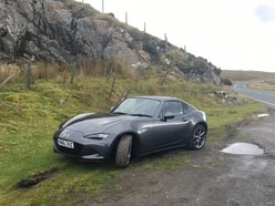 Reminding ourselves just why we love our Mazda MX-5 RF