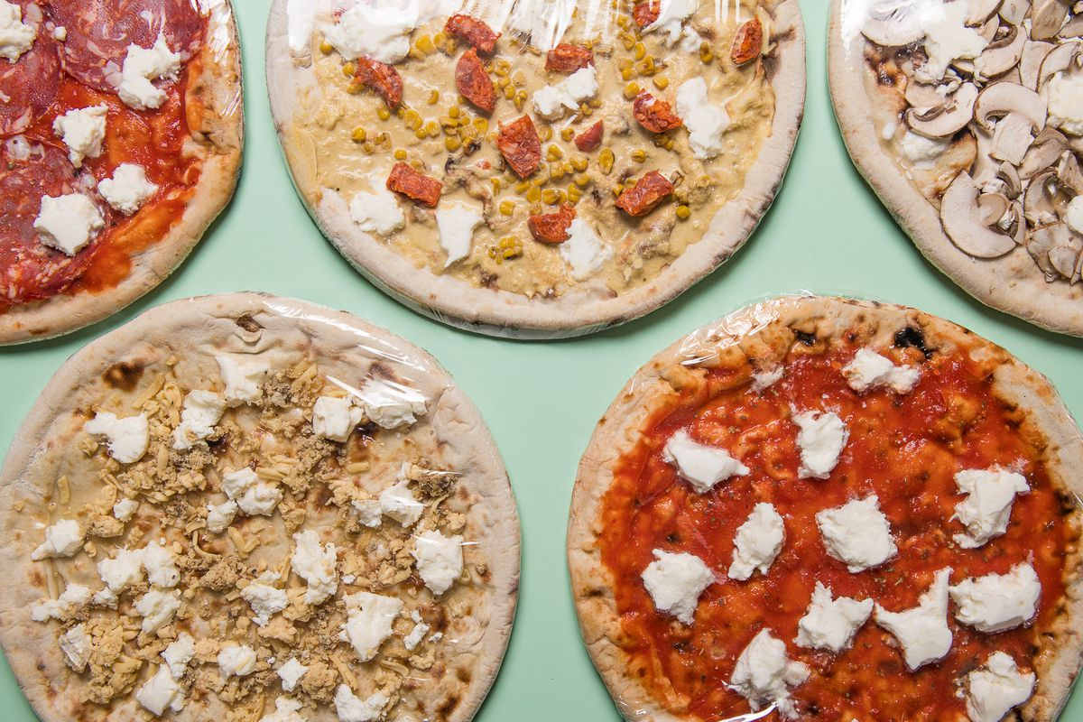 Toppings available in the launch menu balance traditional and innovative flavour combos