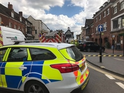 Cordon lifted after Bridgnorth gas leak evacuation
