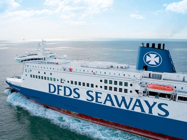 Take a trip to the Christmas Markets with DFDS