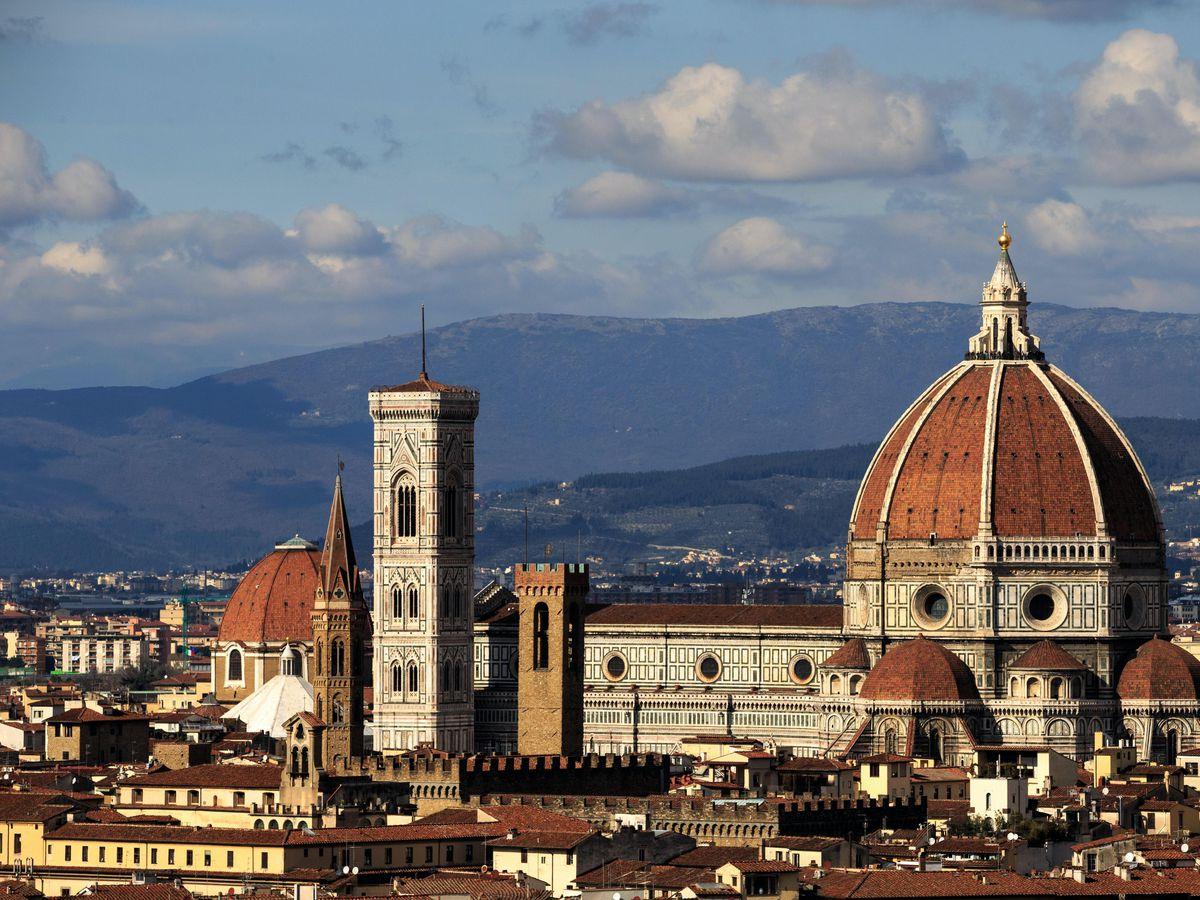 Florence, Italy (John Walton/PA)
