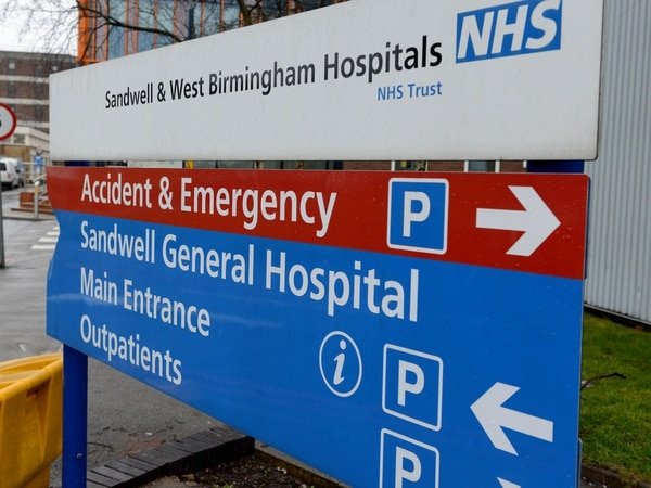 Nearly 40,000 patients on waiting lists at Sandwell Hospital