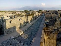 Eruption that destroyed Pompeii 'turned victim's brain matter to glass'