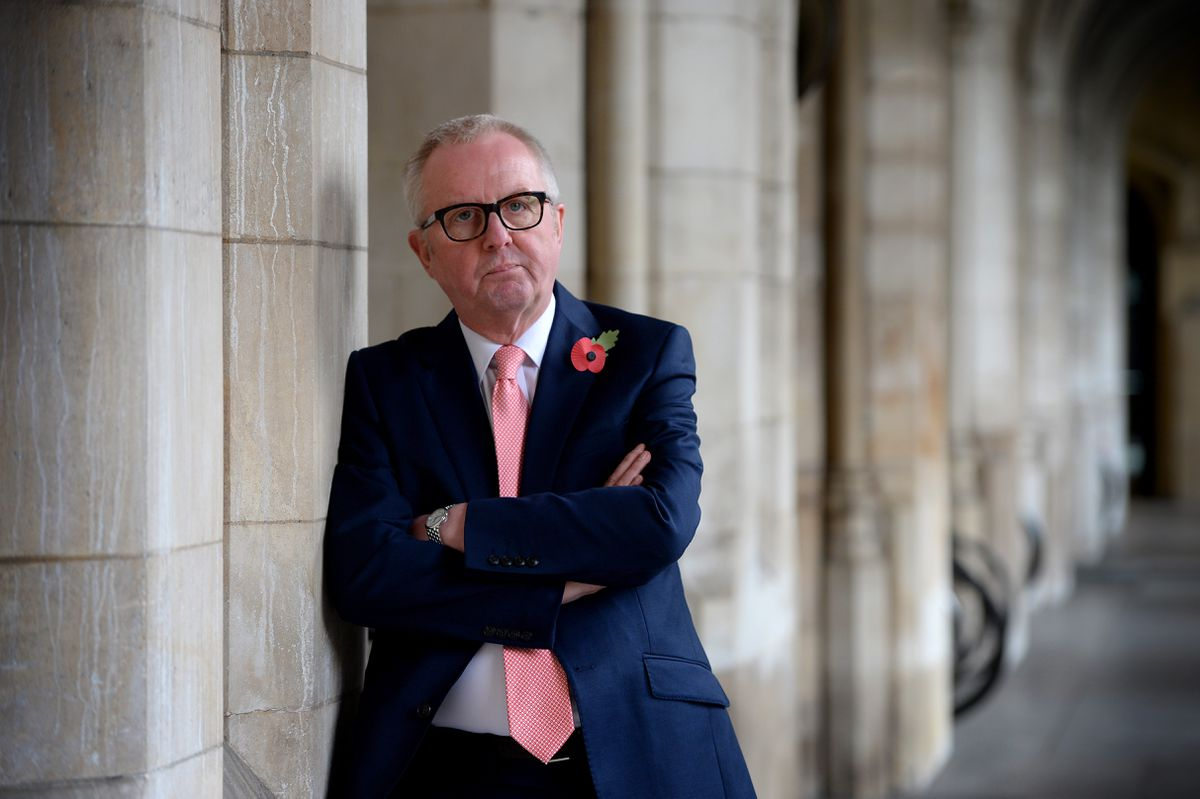 Ian Austin stood down as MP for Dudley North, having left the Labour Party earlier this year
