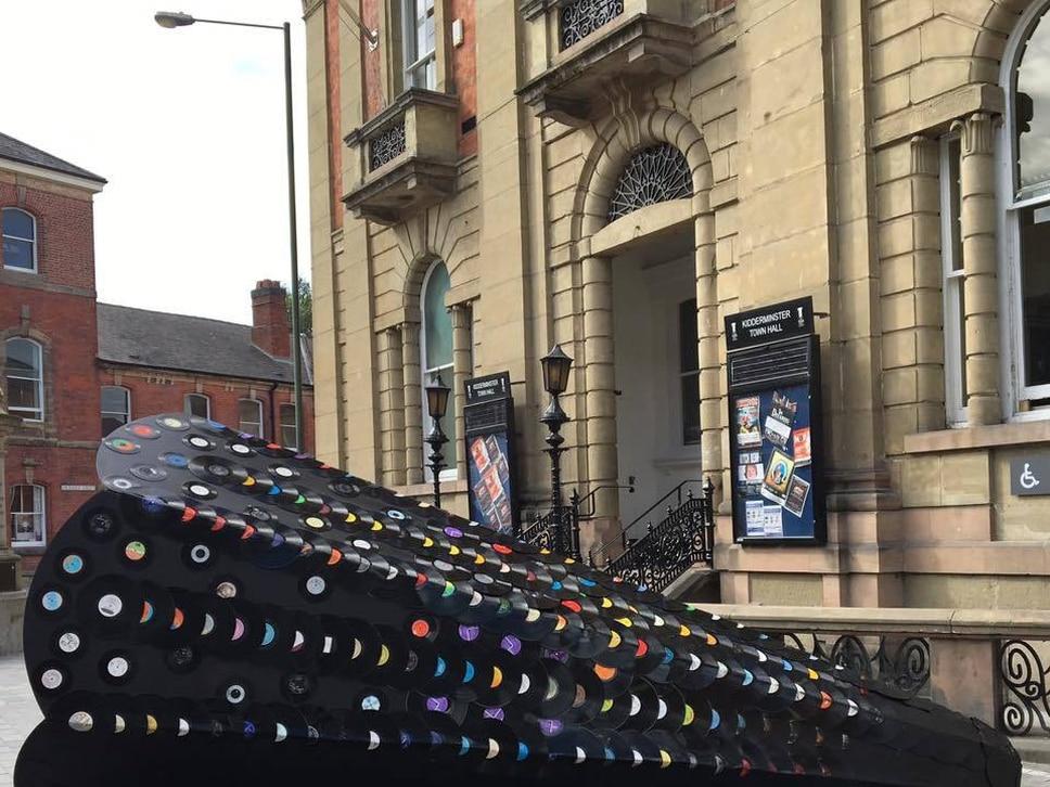 Kidderminster Arts Festival applies for £25k grant
