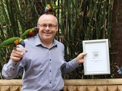 Dudley Zoo gets top TripAdvisor award