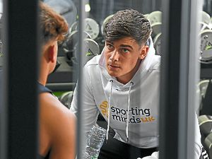 Cricketer Callum Lea set up SportingMinds to help athletes deal with the mental health pressures of sport