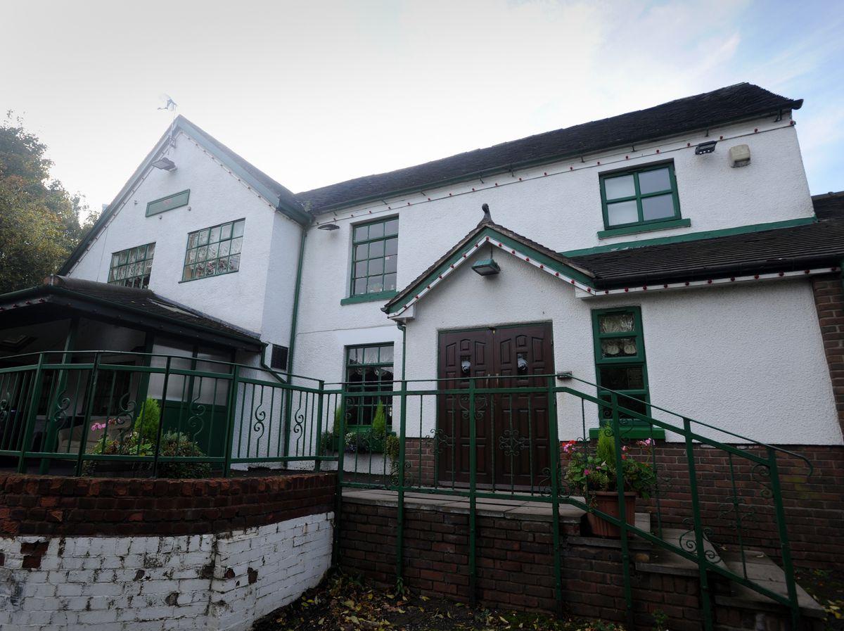 The old Stumble Inn in Bridgtown, Cannock