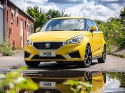 MG 3 range bolstered with Exclusive Nav trim