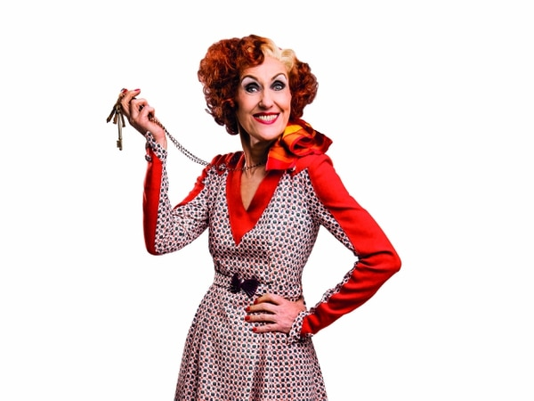 EastEnders actress Anita Dobson to star in Annie at Wolverhampton Grand