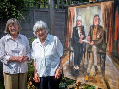 Sisters' wartime role in codebreaking recognised after decades of secrecy