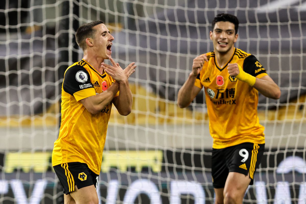Wolves 2 Crystal Palace 0 Report And Pictures Express Star