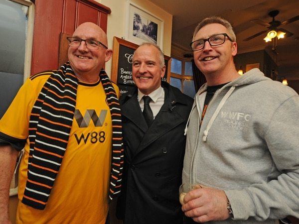 Emotional night as Wolves reach Wembley for FA Cup semi-final