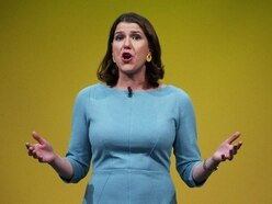 Lib Dem leader has her eyes on Downing Street