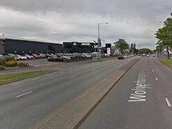 Policeman hit by car in Oldbury is named