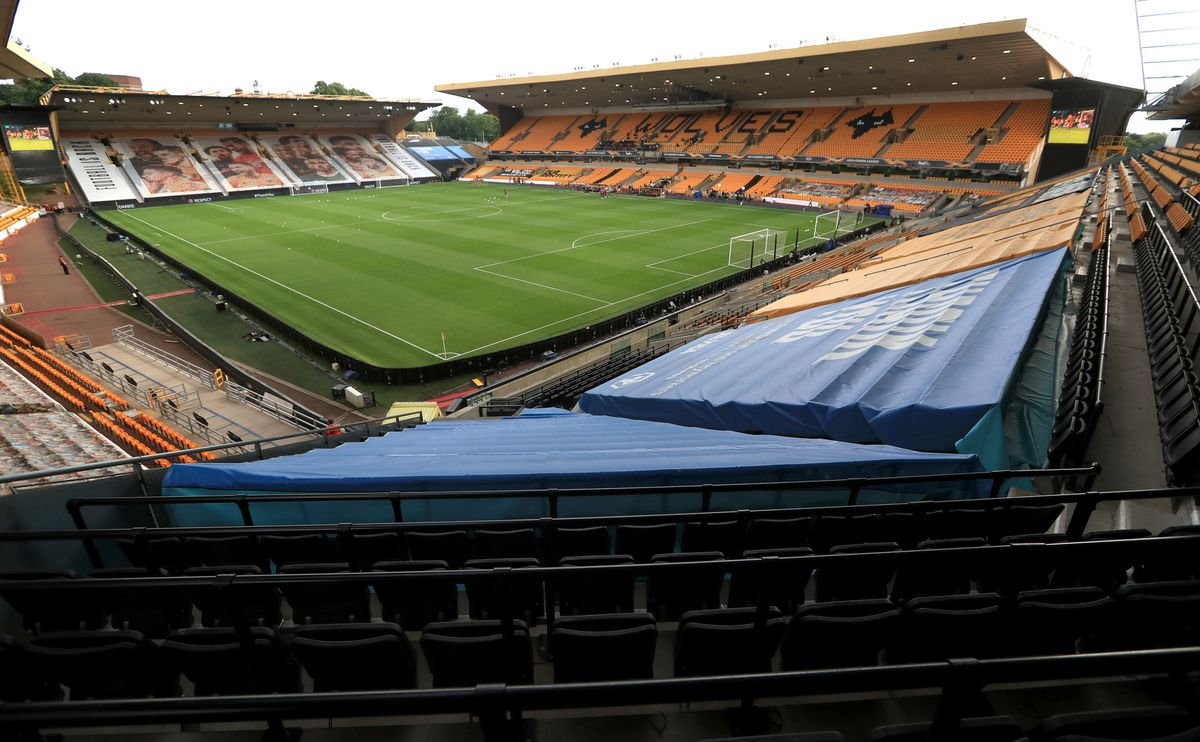 A general view of Molineux Stadium