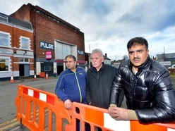 Angry traders hit out as busy Brierley Road closed for a week
