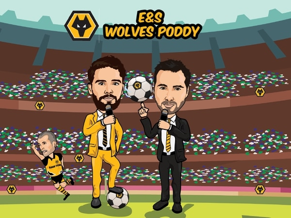 E&S Wolves Podcast Episode 165: Champions League is on like Den-donckey Kong!