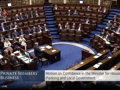 Dail votes down no-confidence motion in Irish Government