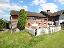 Former home of Cannock Cricket and Hockey Club going back under hammer