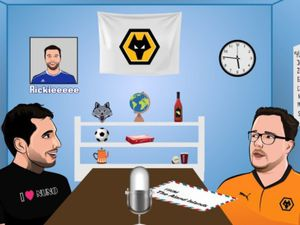 Nathan Judah and Tim Spiers present the E&S Wolves podcast