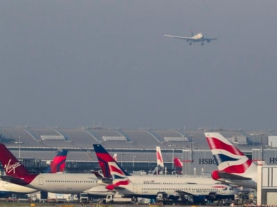 Heathrow apologises for disruption caused by 'technical issues'