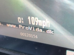 'Absolutely unbelievable!' - M6 speeder clocked at 109MPH